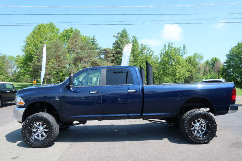 2012 RAM Ram Pickup 2500 for sale at GEG Automotive in Gilbertsville PA
