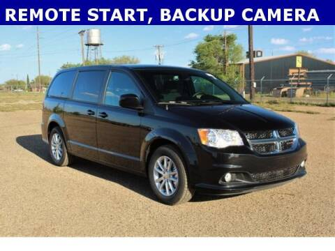 2020 Dodge Grand Caravan for sale at Stanley Chrysler Dodge Jeep Ram Gatesville in Gatesville TX
