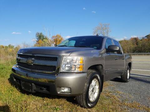 2007 Chevrolet Silverado 1500 for sale at Mackeys Autobarn in Bedford PA