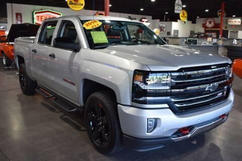 2018 Chevrolet Silverado 1500 for sale at Choice Auto & Truck Sales in Payson AZ