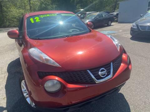 2012 Nissan JUKE for sale at Select Luxury Motors in Cumming GA