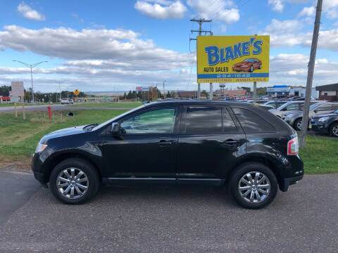 2010 Ford Edge for sale at Blake's Auto Sales in Rice Lake WI