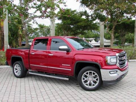 2018 GMC Sierra 1500 for sale at Auto Quest USA INC in Fort Myers Beach FL