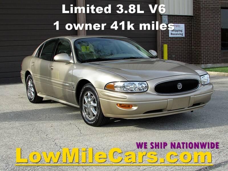 2005 Buick LeSabre for sale at A1 Auto Sales in Burr Ridge IL