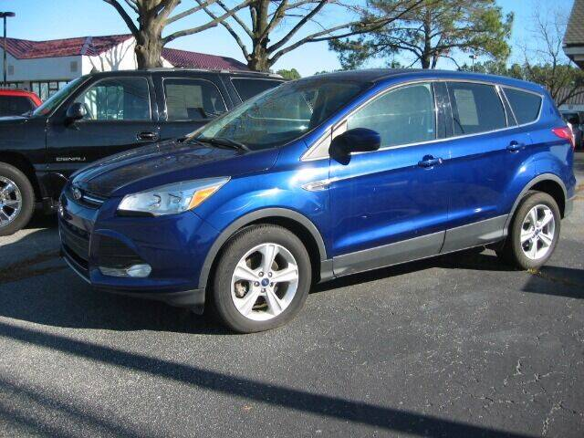 2014 Ford Escape for sale at HL McGeorge Auto Sales Inc in Tappahannock VA