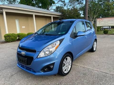 2014 Chevrolet Spark for sale at Asap Motors Inc in Fort Walton Beach FL