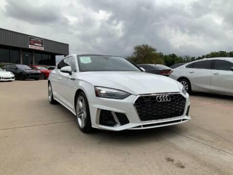 2021 Audi A5 Sportback for sale at KIAN MOTORS INC in Plano TX