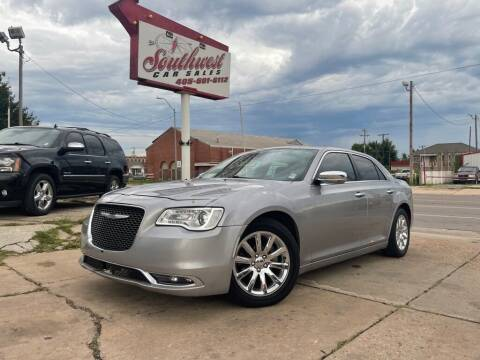 2017 Chrysler 300 for sale at Southwest Car Sales in Oklahoma City OK