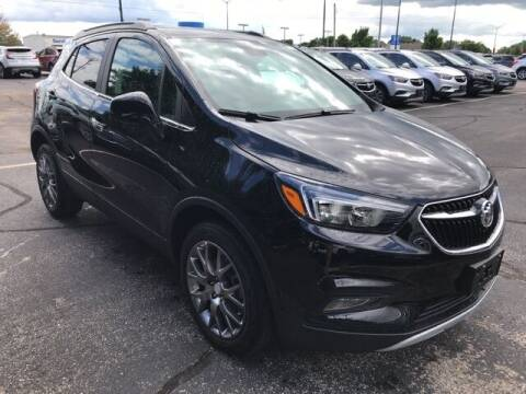 2020 Buick Encore for sale at Bob Clapper Automotive, Inc in Janesville WI