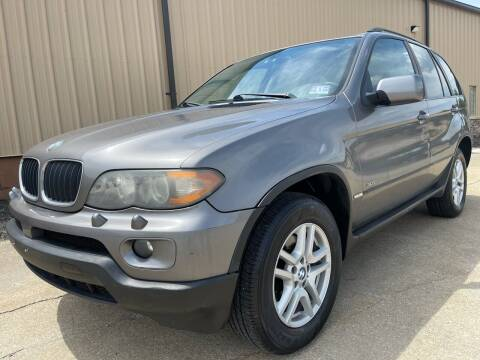 2004 BMW X5 for sale at Prime Auto Sales in Uniontown OH