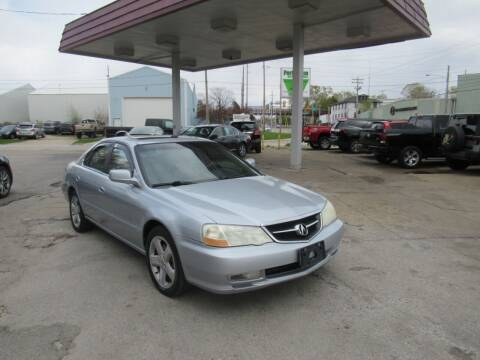 2003 Acura TL for sale at Perfection Auto Detailing & Wheels in Bloomington IL