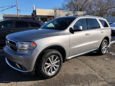 2017 Dodge Durango for sale at SKY AUTO SALES in Detroit MI