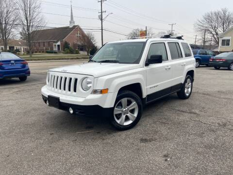 2014 Jeep Patriot for sale at Metacom Auto Sales in Ware RI