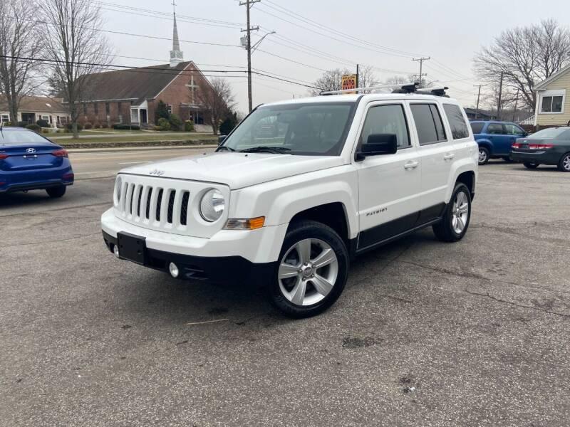 2014 Jeep Patriot for sale at Metacom Auto Sales in Warren RI