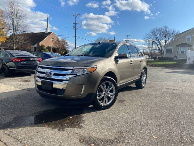 2014 Ford Edge for sale at Metacom Auto Sales in Ware RI