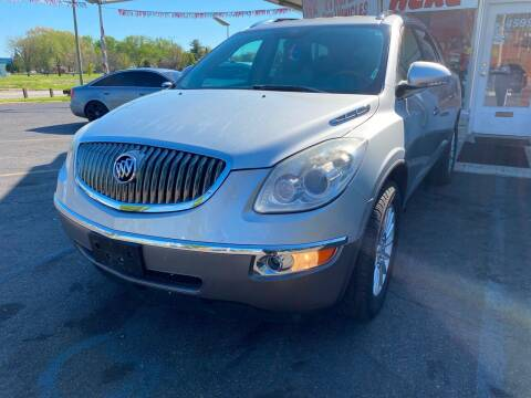 2009 Buick Enclave for sale at Right Place Auto Sales in Indianapolis IN