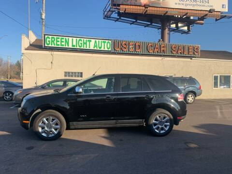 2007 Lincoln MKX for sale at Green Light Auto in Sioux Falls SD