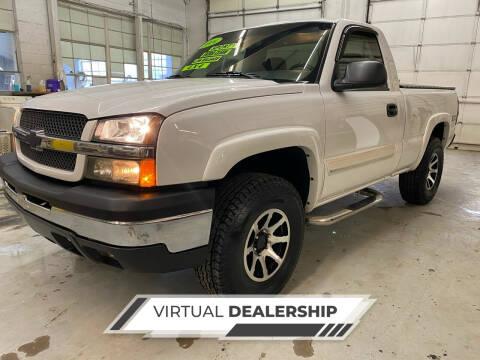 2004 Chevrolet Silverado 1500 for sale at LA Auto & RV Sales and Service in Lapeer MI