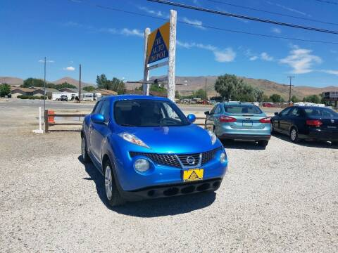 2011 Nissan JUKE for sale at Auto Depot in Carson City NV