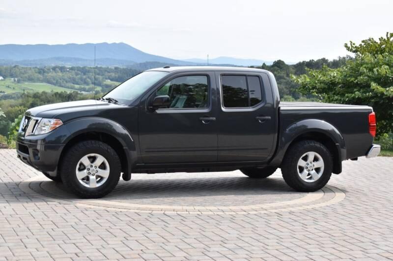 2012 Nissan Frontier for sale at JW Auto Sales LLC in Harrisonburg VA