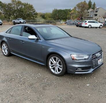 2013 Audi S4 for sale at Auto Land in Newark CA