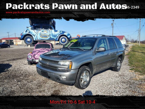 2005 Chevrolet TrailBlazer for sale at Packrats Pawn and Autos in Defiance OH