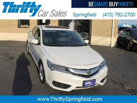 2017 Acura ILX for sale at Thrifty Car Sales Springfield in Springfield MA
