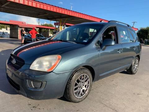 2009 Kia Rondo for sale at C.J. AUTO SALES llc. in San Antonio TX