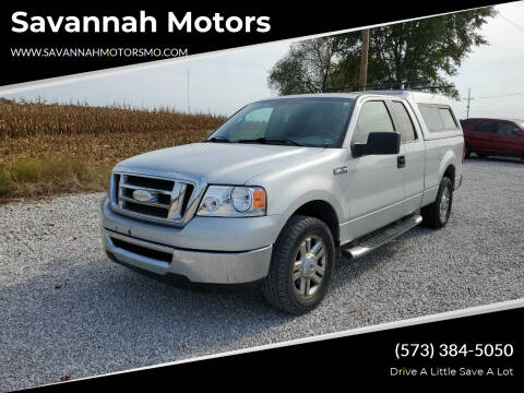 2008 Ford F-150 for sale at Savannah Motors in Elsberry MO