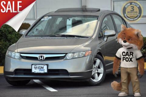 2007 Honda Civic for sale at JDM Auto in Fredericksburg VA