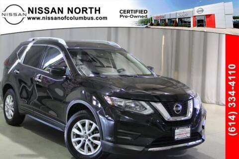 2019 Nissan Rogue for sale at Auto Center of Columbus in Columbus OH