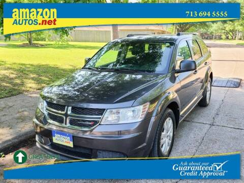 2017 Dodge Journey for sale at Amazon Autos in Houston TX