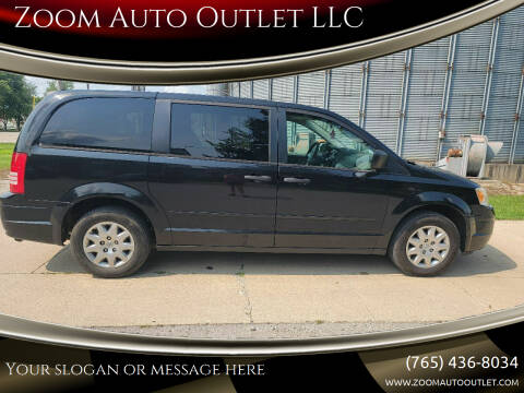 2008 Chrysler Town and Country for sale at Zoom Auto Outlet LLC in Thorntown IN