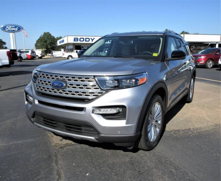 2021 Ford Explorer for sale in De Queen, AR