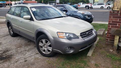 2005 Subaru Outback for sale at C.J. AUTO SALES llc. in San Antonio TX