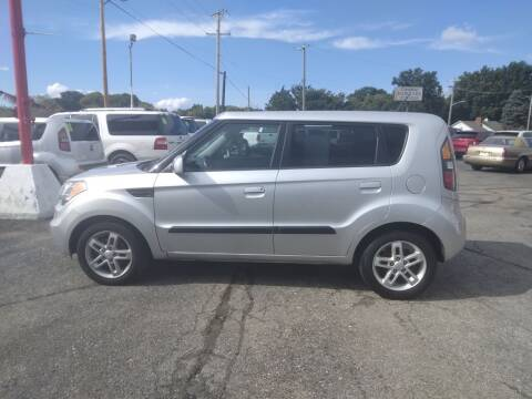 2010 Kia Soul for sale at Savior Auto in Independence MO