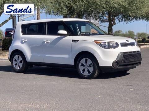 2016 Kia Soul for sale at Sands Chevrolet in Surprise AZ