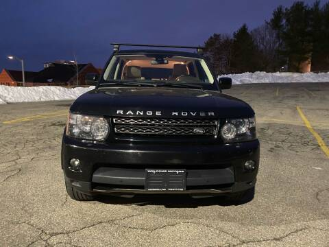 2013 Land Rover Range Rover Sport for sale at Welcome Motors LLC in Haverhill MA