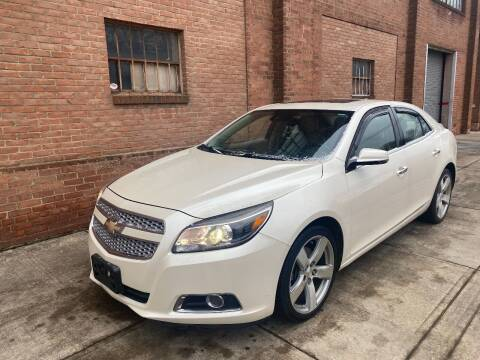 2013 Chevrolet Malibu for sale at Domestic Travels Auto Sales in Cleveland OH