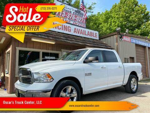2017 RAM Ram Pickup 1500 for sale at Oscar's Truck Center, LLC in Houston TX