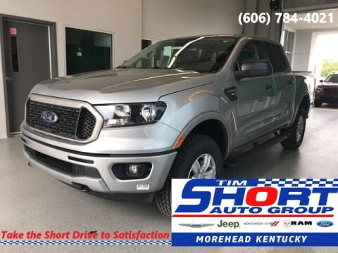 2020 Ford Ranger for sale at Tim Short Chrysler in Morehead KY