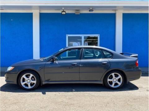 2009 Subaru Legacy for sale at Khodas Cars in Gilroy CA