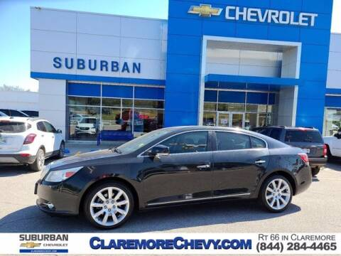 2010 Buick LaCrosse for sale at Suburban Chevrolet in Claremore OK