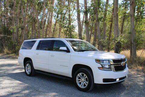 2015 Chevrolet Suburban for sale at Northwest Premier Auto Sales in West Richland WA