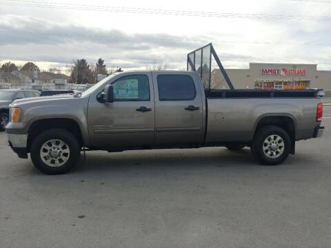 2012 GMC Sierra 3500HD for sale at Canyon Auto Sales in Orem UT