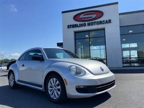 2013 Volkswagen Beetle for sale at Sterling Motorcar in Ephrata PA