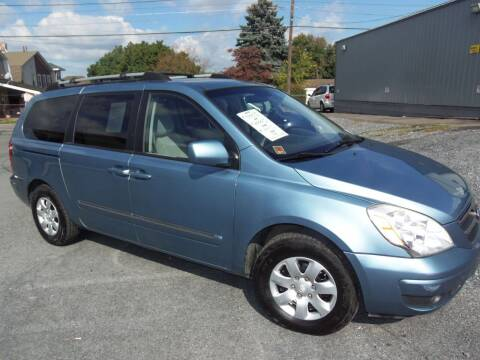 2008 Hyundai Entourage for sale at Fulmer Auto Cycle Sales - Fulmer Auto Sales in Easton PA