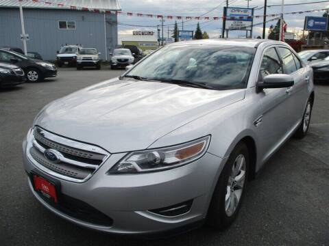 2012 Ford Taurus for sale at GMA Of Everett in Everett WA