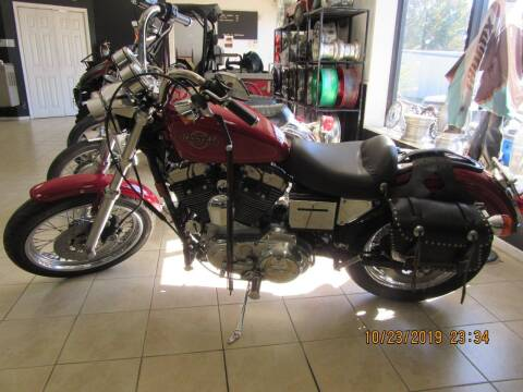 1995 Harley-Davidson SPORTSTER 1200 for sale at Trinity Cycles in Burlington NC