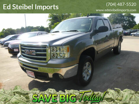 2013 GMC Sierra 1500 for sale at Ed Steibel Imports in Shelby NC